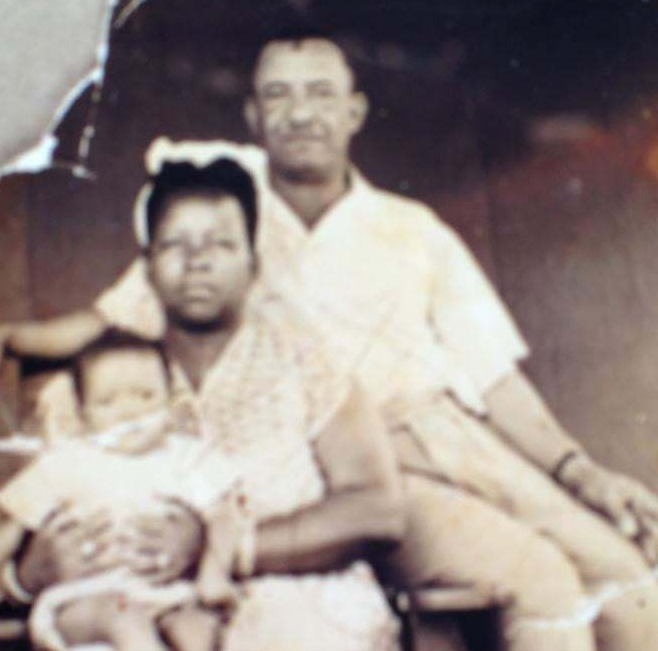 Lee-Ann's great grandmother and grandfather in Malawi 1